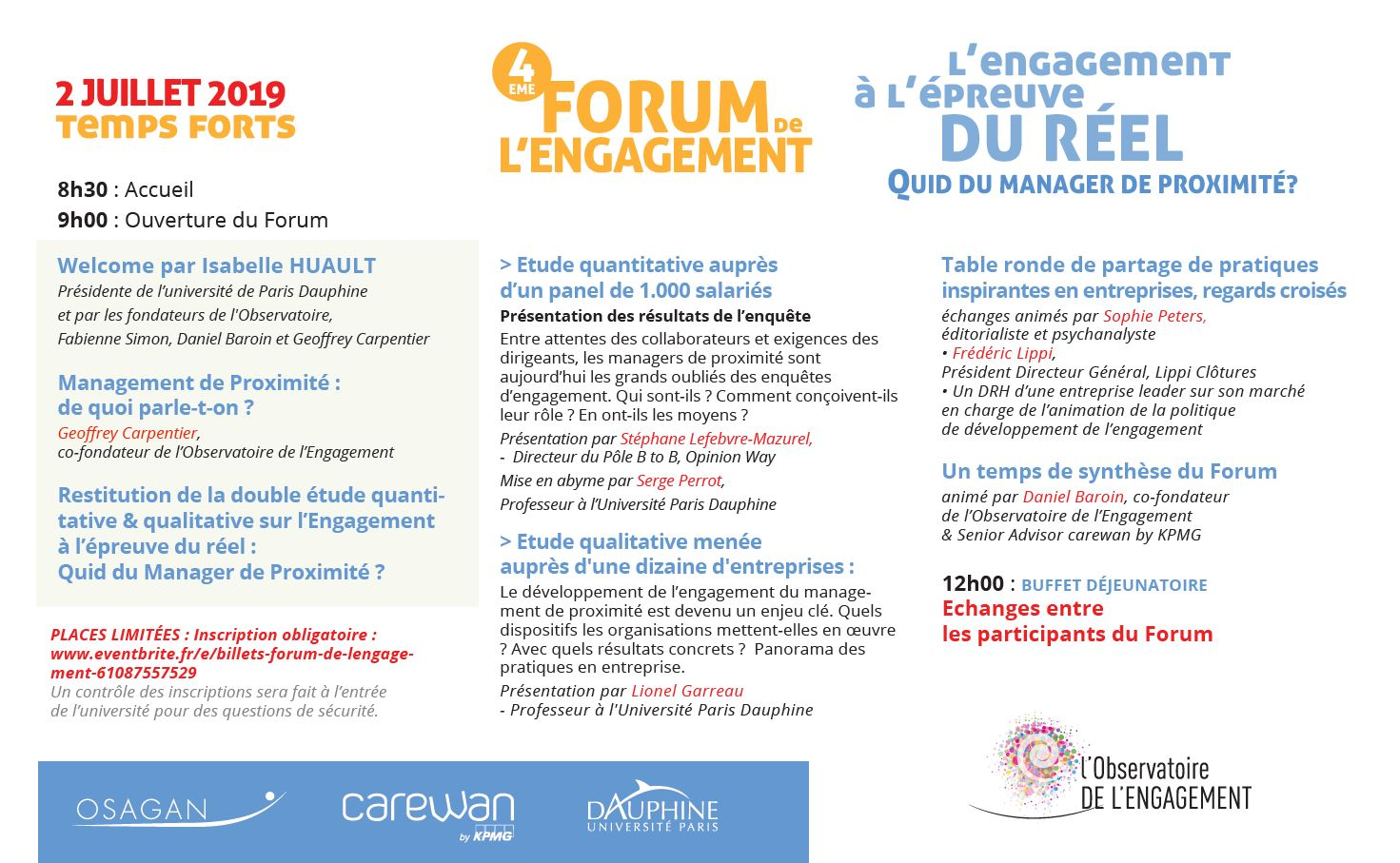 programme forum engagement 2 juillet