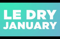 Les Français et le Dry January - Mars 2020