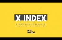 X INDEX - BAROMÈTRE DE L'EXPÉRIENCE CLIENT