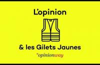 L'opinion et les Gilets Jaunes